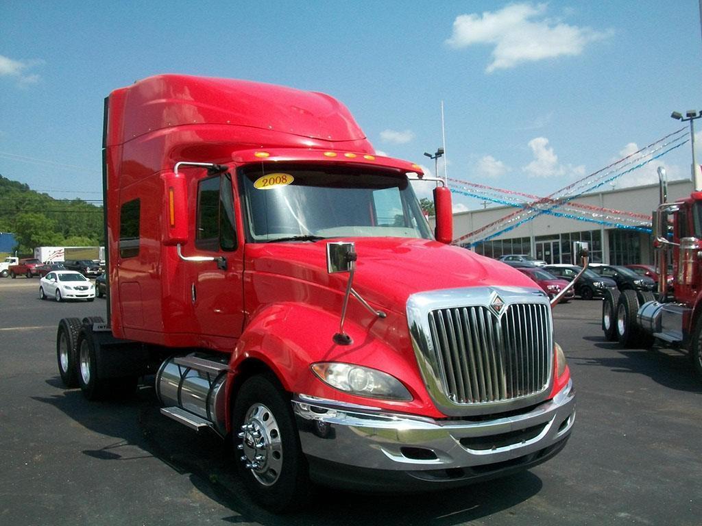 2009 International Prostar Limited