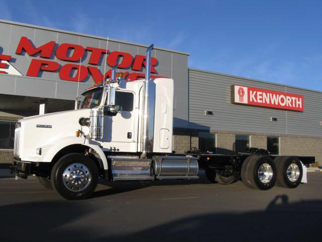 2012 Kenworth T800 ACF