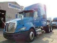 2010 International Prostar + Eagle