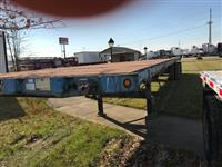 Used 1998 Wabash FLAT BED for Sale