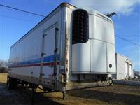 2009 KIDRON MULTI-TEMP REEFER