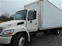 Used 2009 HINO 268A for Sale