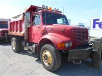 Used 2001 International 4900 4X2 for Sale
