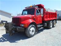 Used 2001 International 4900 6X4 for Sale