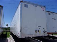 Used 2009TrailMobileDRY VAN for Sale