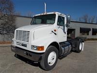 2001 International 8100