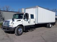 2008 International 4300 CREW CAB