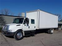 2007 International 4300 CREW CAB