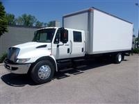 2009 International 4300 CREW CAB