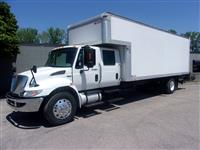 2013 International 4300 CREW CAB