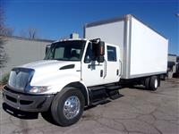 2010 International 4300 CREW CAB
