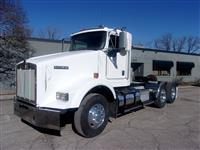 2008 Kenworth T800