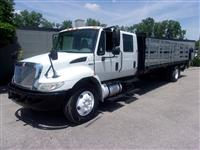 2014 International 4300 CREW CAB