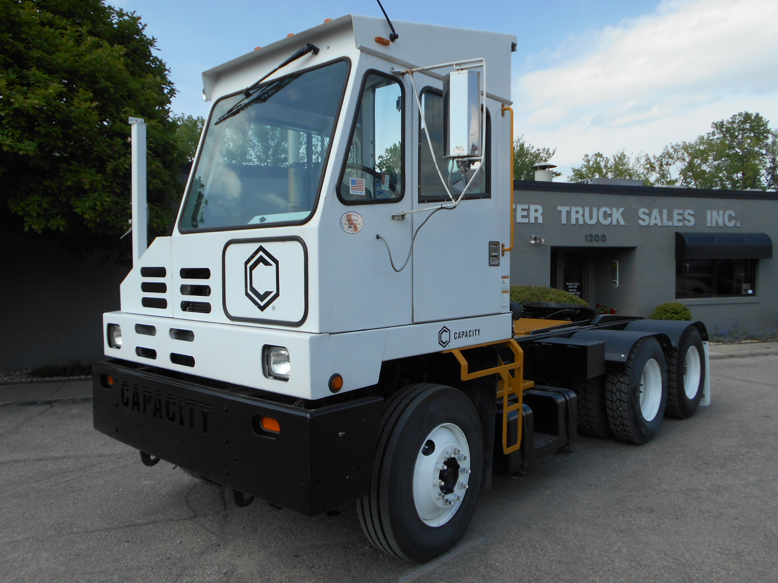2009 Capacity TJ6500