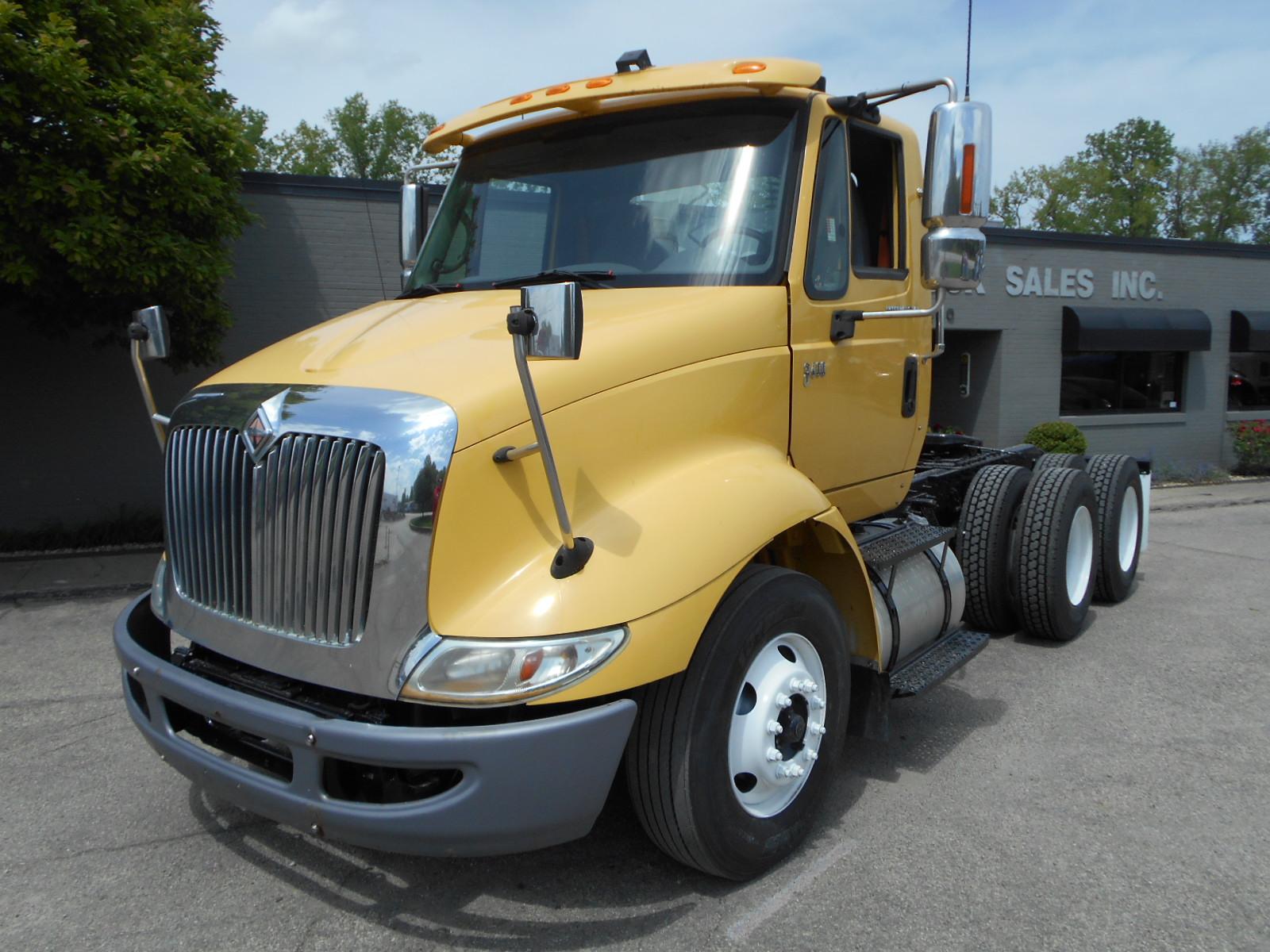2007 International 8600