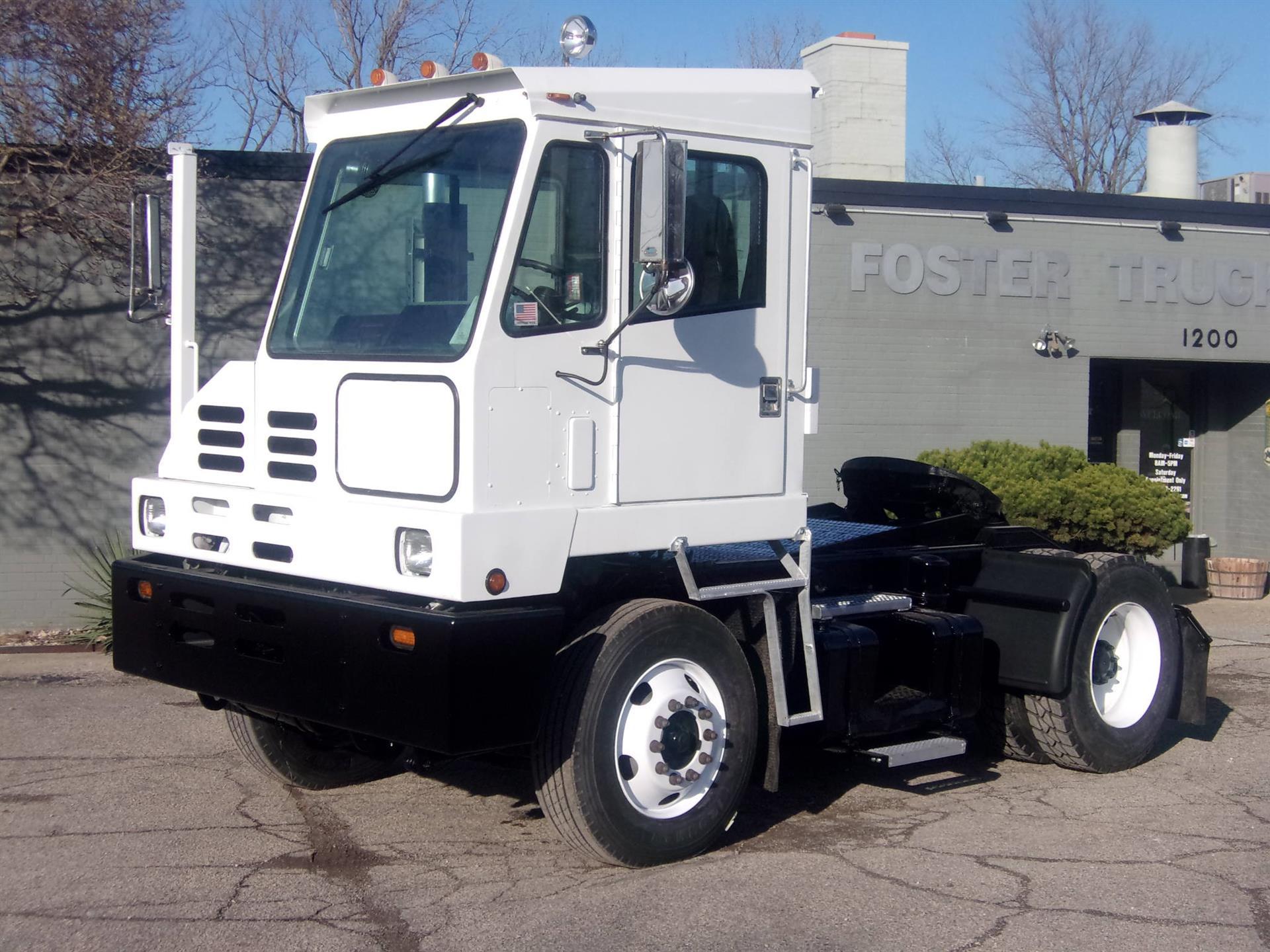 2006 Capacity TJ5000 DOT