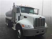2017Peterbilt348/Water Truck