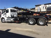 2014 Peterbilt 579 / Roll Off