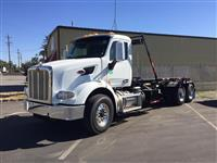 2018 Peterbilt 567/Roll Off