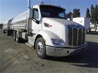 2018Peterbilt579 / Tanker