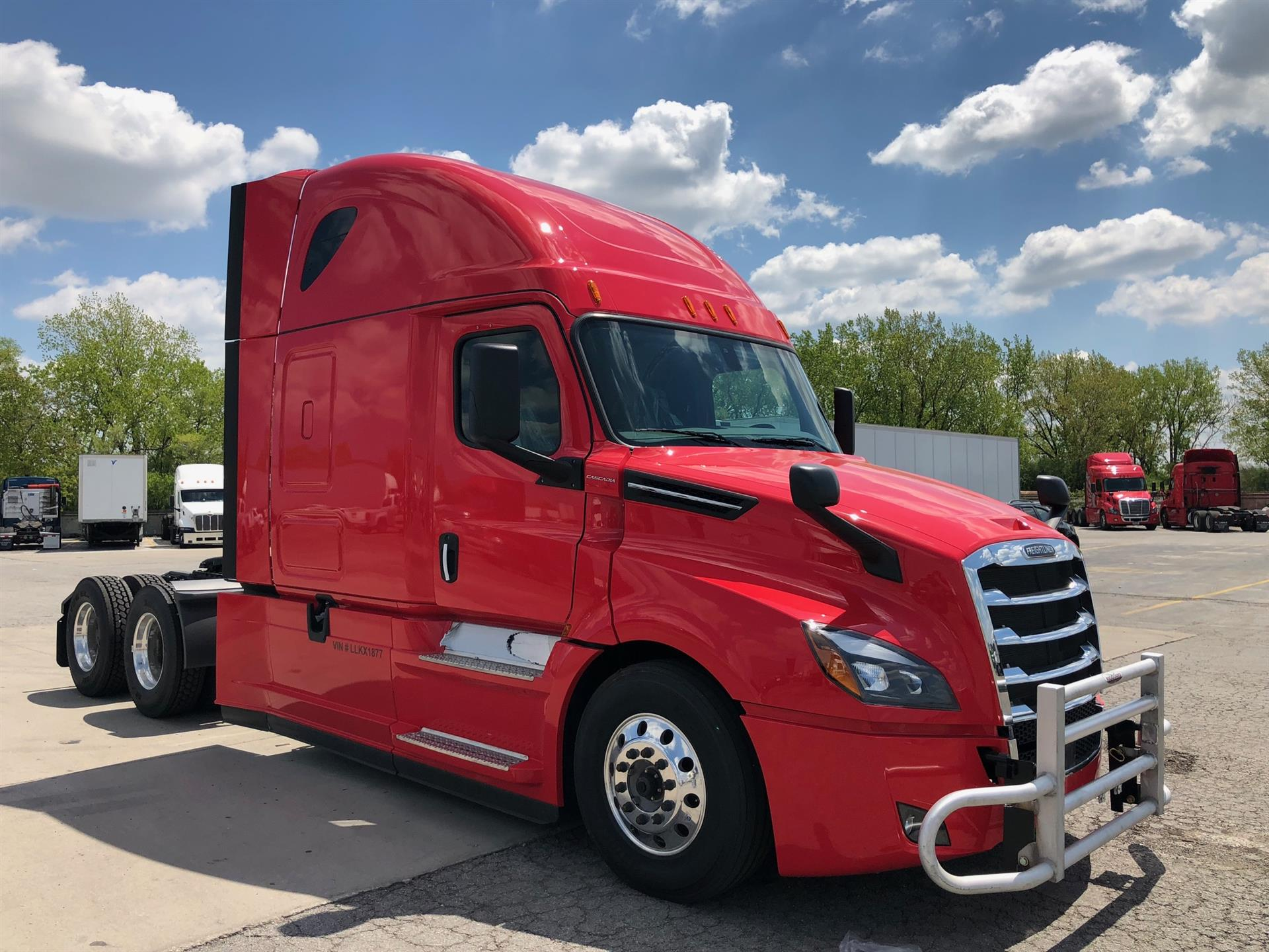 2019 Freightliner Cascadia 125 Evolution