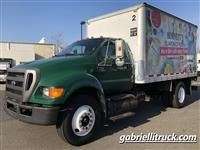 2011 Ford F750 Regular Cab