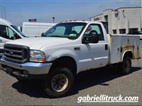 2004 Ford F350 Regular Cab 4x2