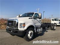 2018 Ford F650 Regular Cab