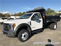 New 2017 Ford F550 Regular Cab 4x2 for Sale