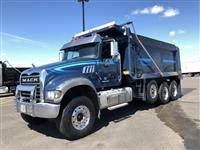 Used 2016 Mack GU713 for Sale