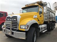 Used 2015 Mack GU713 for Sale