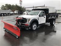 2019 Ford F550 Regular Cab 4x4