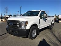 2019 Ford F250 Regular Cab 4x4