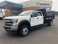 New 2021FordF550 Crew Cab 4x4 for Sale
