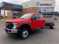New 2022FordF550 Crew Cab 4x2 for Sale