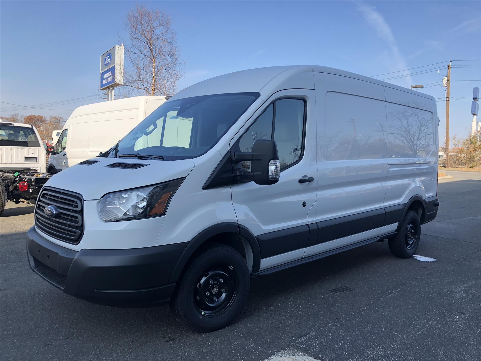 2018 Ford T-250
