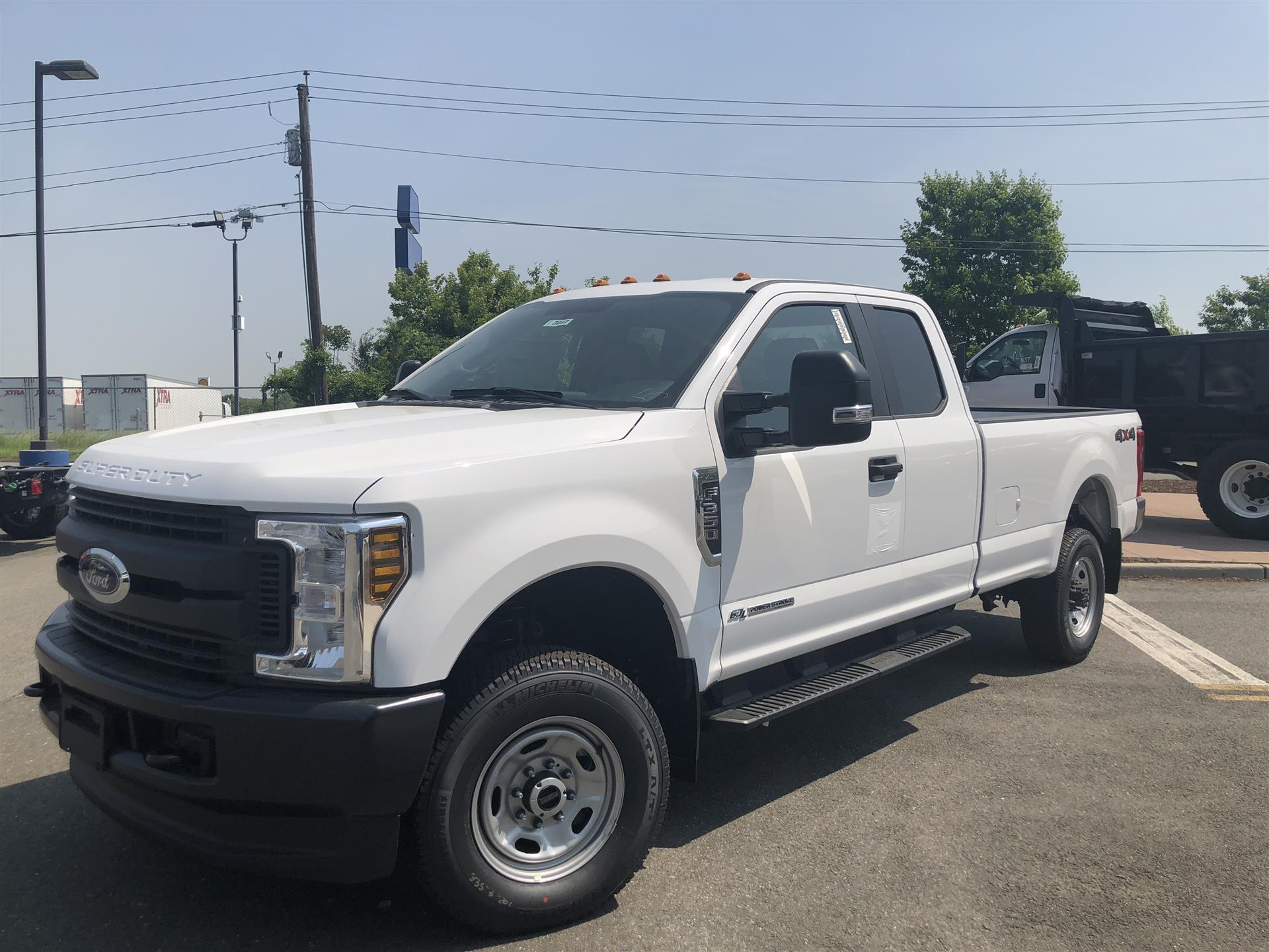 2018 Ford F350 Supercab 4x4