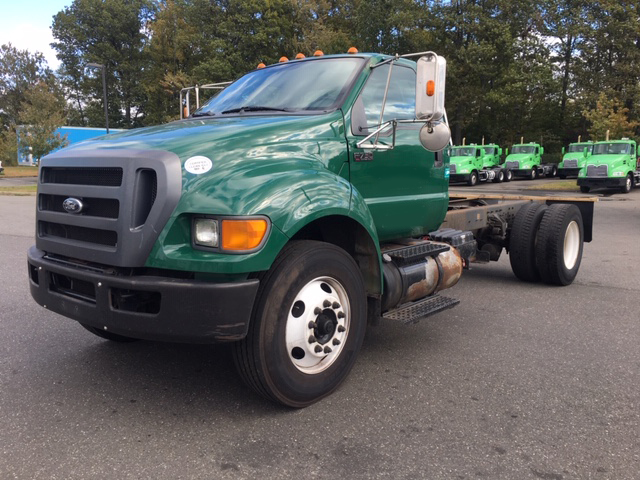 2012 Ford F750 Regular Cab