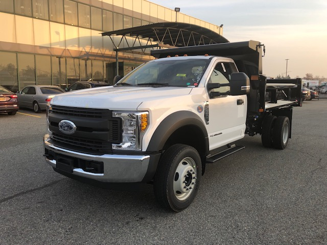 2019 Ford F550 Regular Cab 4x2