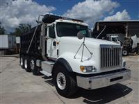 2016 International 5900i (Tri-axle)