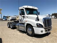 2016 Freightliner Cascadia (Day Cab)