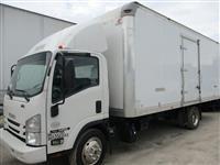 2016Isuzu NRR (18 FT Supreme Box Truck)