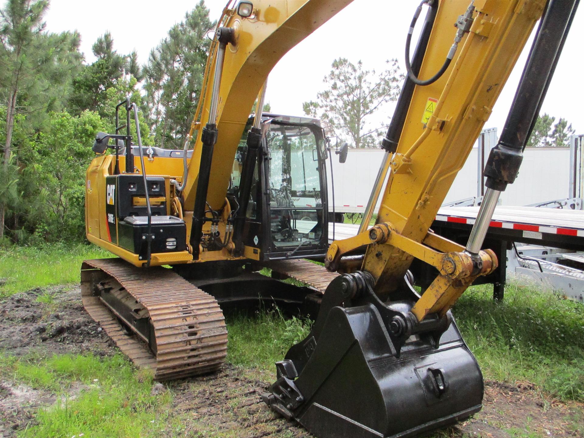 2015 Caterpillar 316E