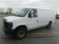 2012 Ford E350 EXT CO
