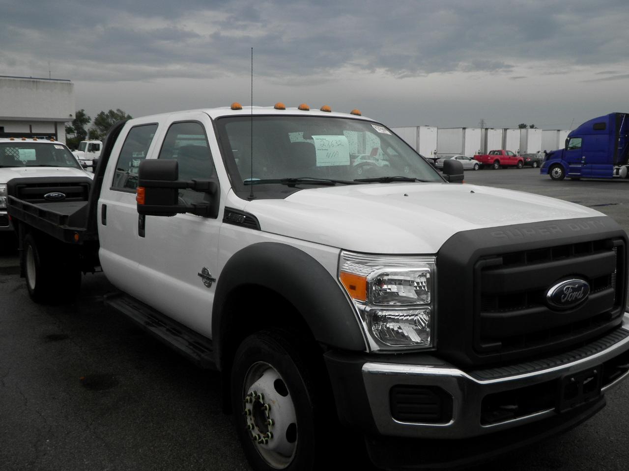 2015 Ford F550 XLT