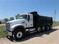 Used 2010 Mack GU713 for Sale