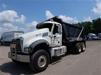 Used 2017 Mack GU713 for Sale