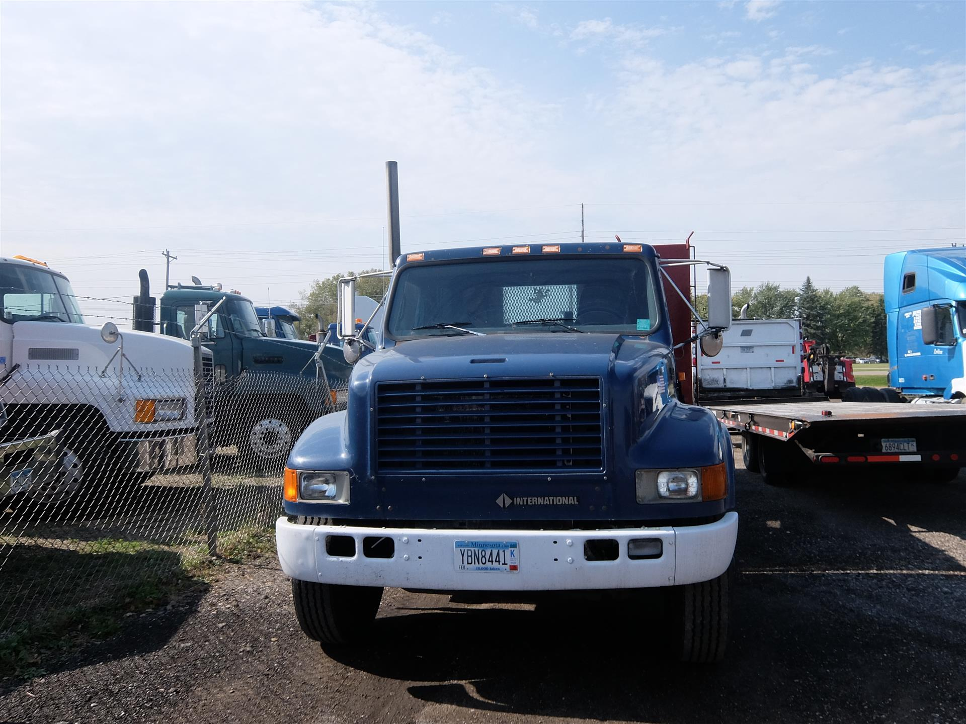 2001 International 4700 for sale-59084700