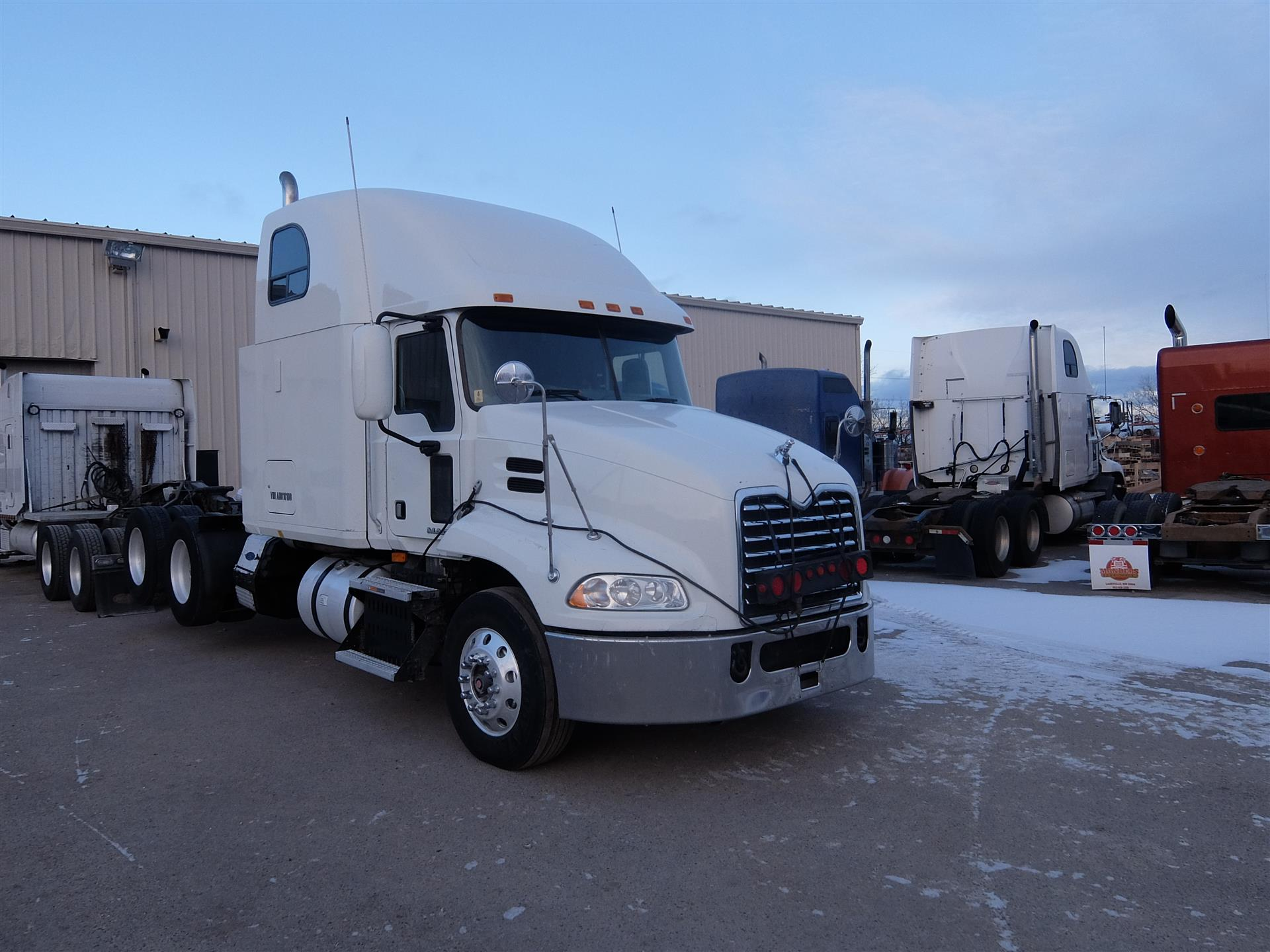 2010 Mack CXU 613 for sale-59067093