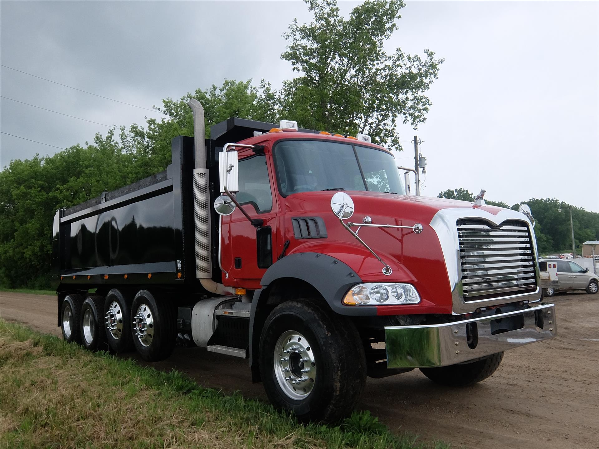 2013 Mack GU813 for sale-43141071